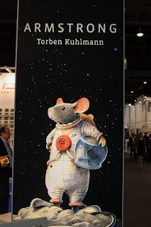 Messe Frankfurt, Buchmesse, 2016, fbm 2016, Torben Kuhlmann