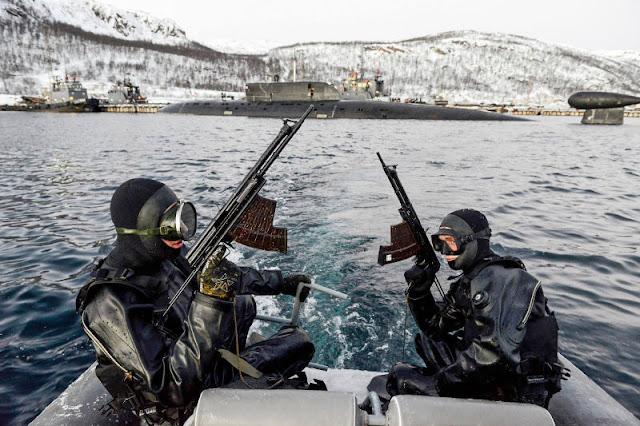 FWS Armory: Underwater Firearms by Yoel