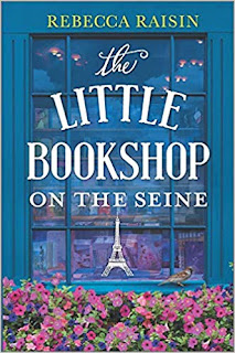 Book Review: The Little Bookshop on the Seine, by Rebecca Raisin