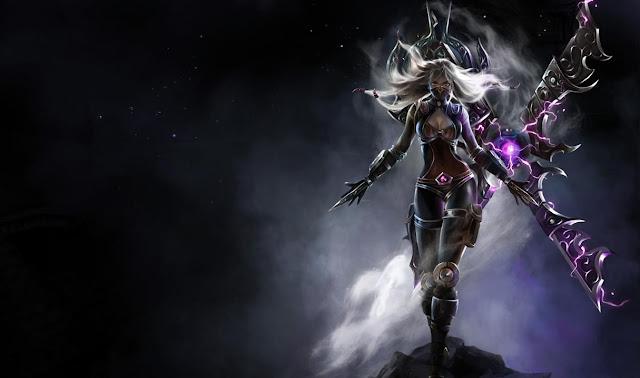 Nightblade Irelia (260 RP)