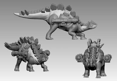 Dinoborg Steg