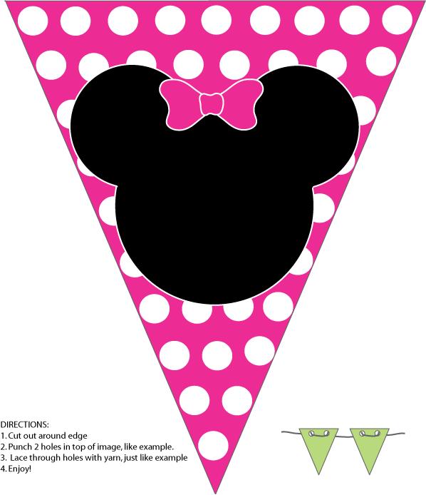 De Hacer De Mesa Un Minnie Mouse Centro Como