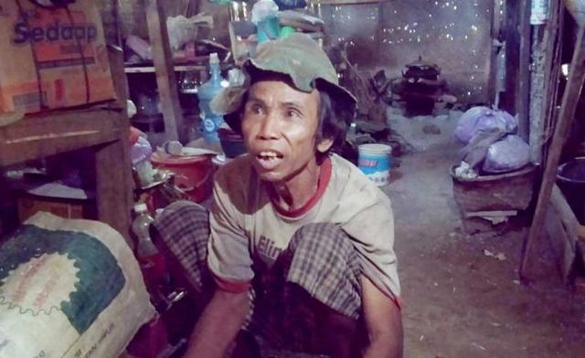 Miris, Kakak Beradik di Ponorogo ini Harus Minum dari Air Hujan, Makan Andalkan Bantuan Tetangga