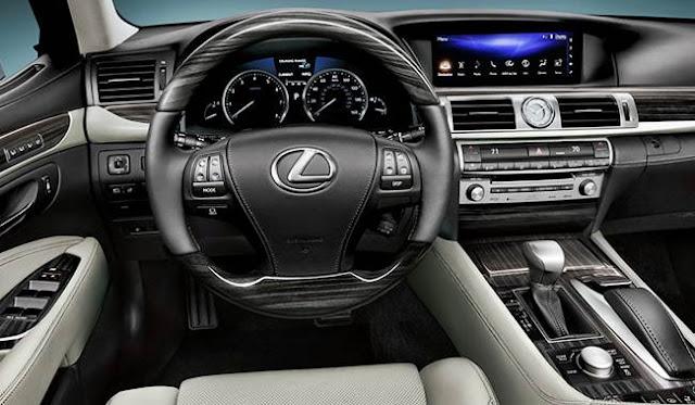 2017 Lexus LS 460 Release Date, Layout, Performance, Price