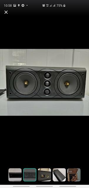 Mission Center speaker (Used) Screenshot_20200518-105842_Carousell
