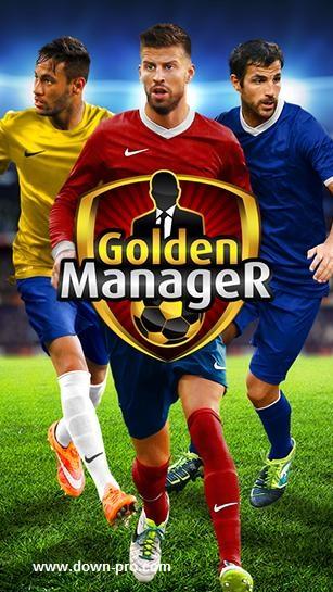 تحميل لعبه المدرب الذهبى Golden manger برابط مباشر للأندرويد
