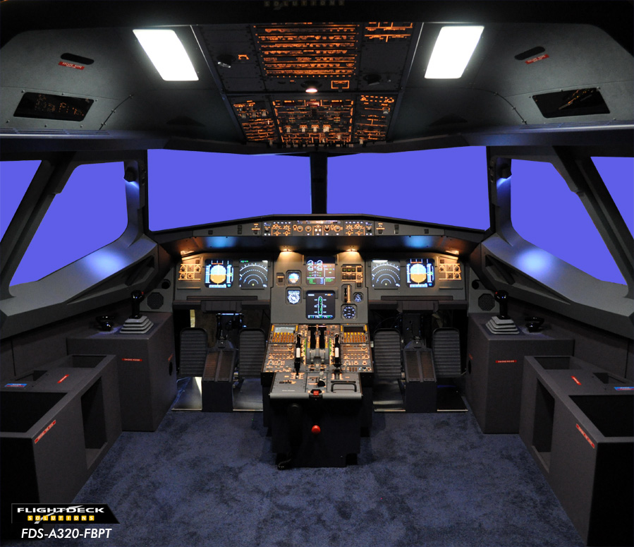 Home Built Flight Simulator Cockpits – Quotes of the Day