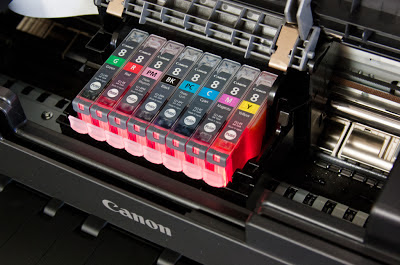 How to disable the ink levels in Canon printers (various