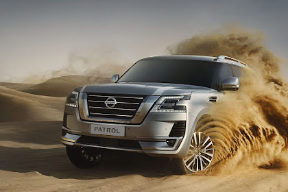 2020 Nissan Patrol Review, Specs, Price