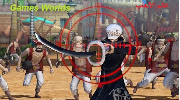 تـحـمـيـل لـعـبـة One Piece :  Prate Warriors 3  بـرابـط واحد مـظـغـوط