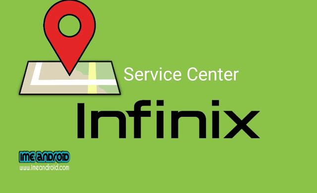 Alamat lengkap dan no hp service center infinix