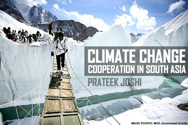 FEATURED | Climate Change Cooperation in South Asia : Talk at South Asian University