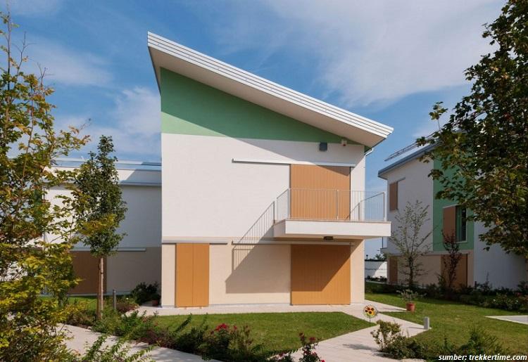 47 Gambar Rumah Minimalis Dengan Warna Cat Yang Menarik 100 Rumah
