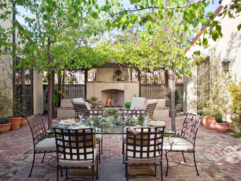 24 Desain Ruang Makan Outdoor