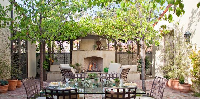 Desain Ruang Makan Outdoor Terbaru