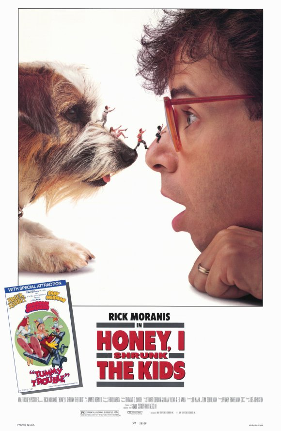 POPSICULTURE: 80s Movies: Honey, I Shrunk The Kids (1989)