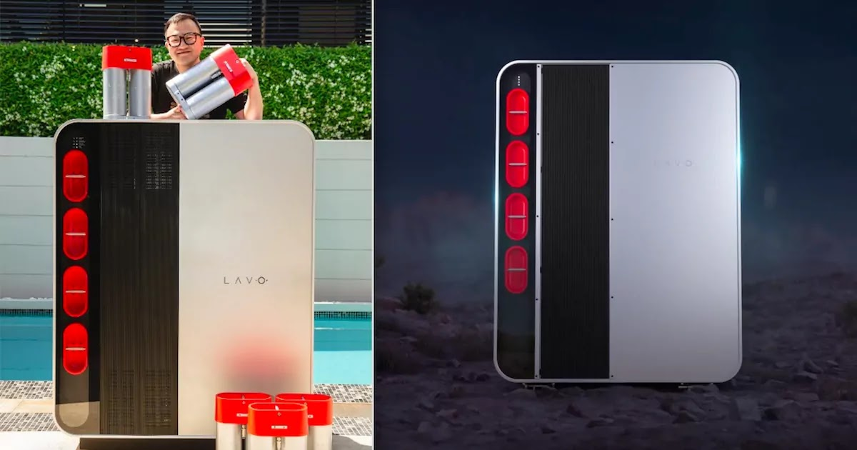 New Hydrogen Battery Can Power A Home For Up To 3 Days