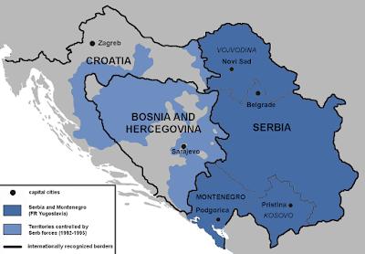 Bosnian presidency members snub Russia's 'disrespectful' Lavrov
