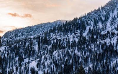 Snowflow Mountain hd Wallpapers