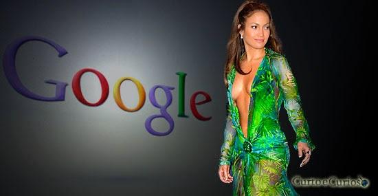 Vestido da Jennifer Lopez mudou Google