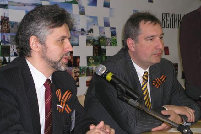 Andrey Savelyev & Rogozin