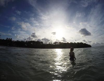 Santiago Bay, Camotes Islands