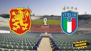 Италия – Болгария где СМОТРЕТЬ ОНЛАЙН БЕСПЛАТНО 2 СЕНТЯБРЯ 2021 (ПРЯМАЯ ТРАНСЛЯЦИЯ) в 21:45 МСК.