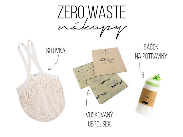 zero waste nakupy