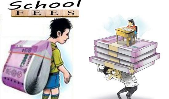 विद्यार्थी व पालकांची आर्थिक लूट!
