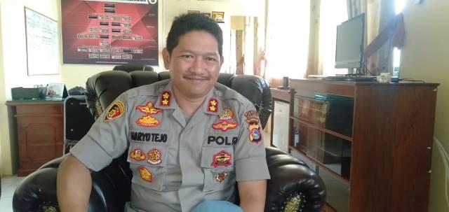 Kapolres Bima Kota AKBP Aryo Tejo Wicaksono