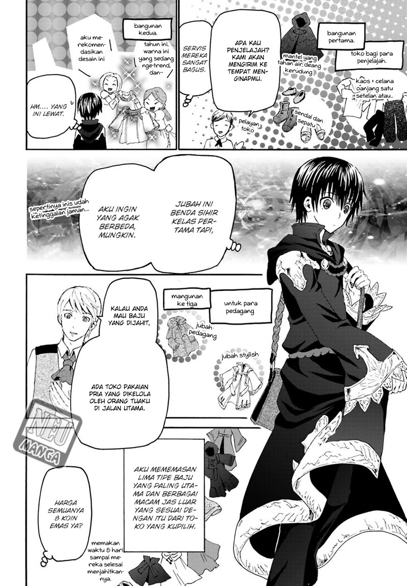 Komik Death March Chapter 3 Bahasa Indonesia