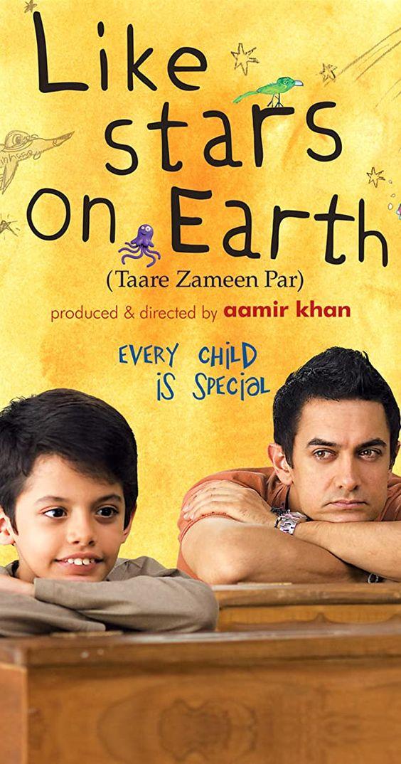 Sinopsis dan review Film India terbaik sepanjang masa : Taare Zameen Par