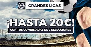 paston combi futbol Grandes Ligas 3-1-2021