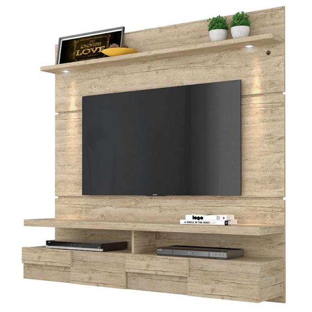 decoração-sala-paineis-tv