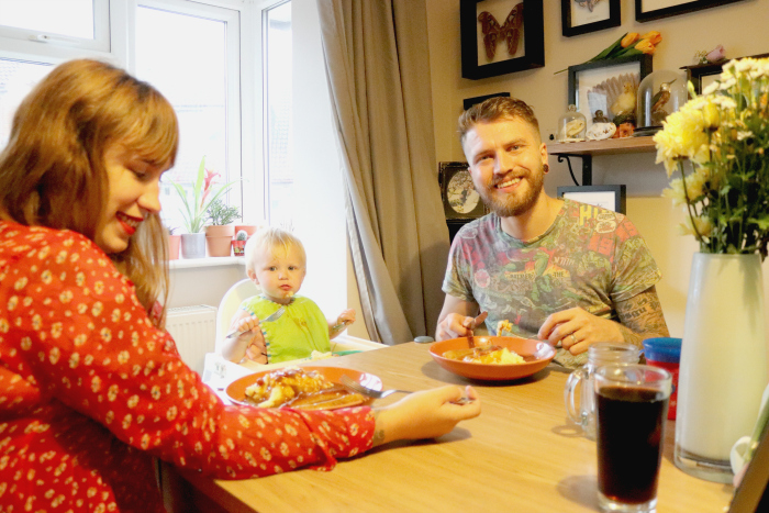 6 things I've learnt from Baby Led Weaning