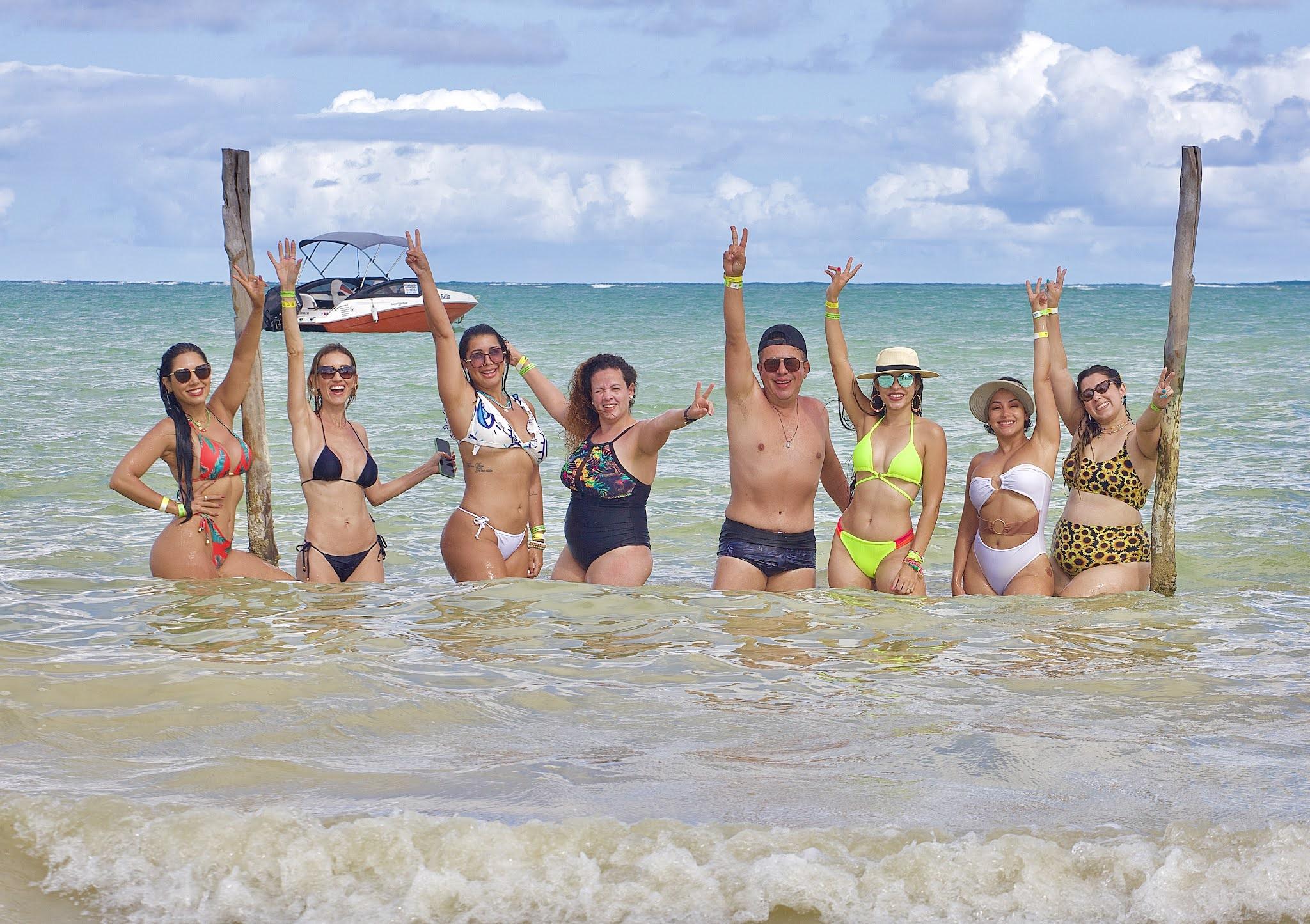 Influenciadores Digitais conhecem Atrativos Turísticos de Alagoas