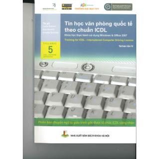 Tin học văn phòng quốc tế theo chuẩn ICDL ebook PDF EPUB AWZ3 PRC MOBI