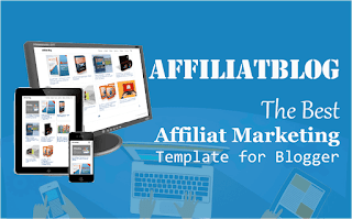Template Affiliate Khusus Blogspot