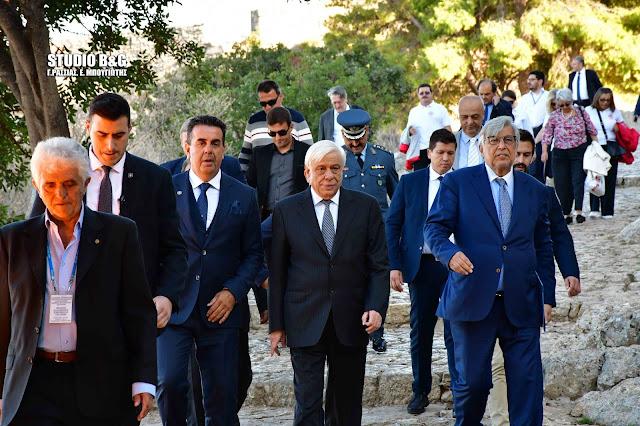 Παυλόπουλος: Τιμή για την χώρα να ηγείται του Δικαστηρίου των Δικαιωμάτων του Ανθρώπου Έλληνας Νομικός