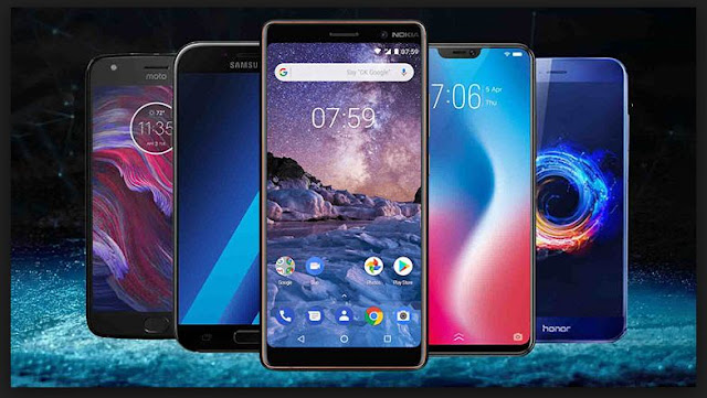√ Samsung, Vivo In Addition To Nokia's V Smartphones Toll Upward To Rs 25,000