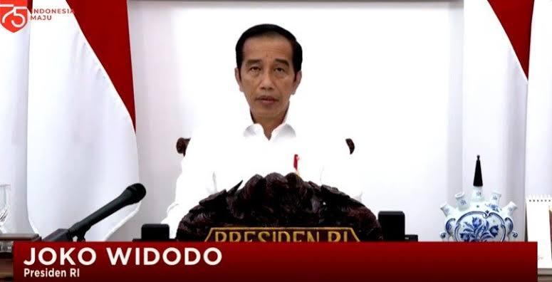 Jokowi: Gigit Jika Ada yang Niat Korupsi Dana COVID-19