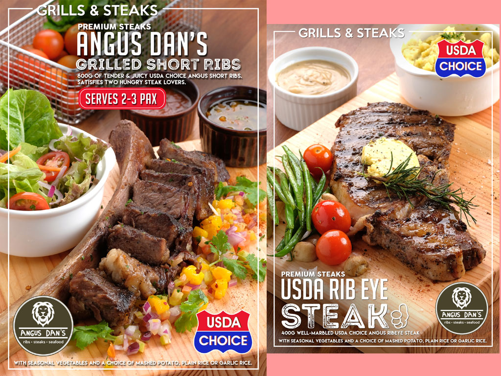 Angus Dan's: The New Steakhouse in Cebu