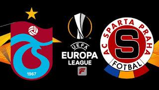 Trabzonspor - Sparta Prag maçı canı izle 15 Ağustos Perşembe
