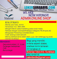 We Are Now Hiring at Valent Textile Surabaya Terbaru Nopember 2019