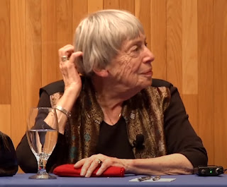 Ursula K. Le Guin, 2013