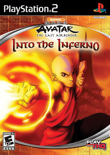 Download Avatar - The Last Airbender - Into the Inferno PS2 ISO