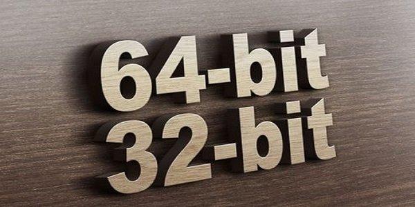 Khác biệt giữa Windows 32BIT và 64BIT - 32BIT và 64BIT khác nhau như thế nào?