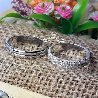 cincin kawin nikah tunangan lamaran pasangan couple custom