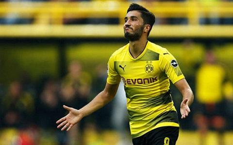 Liệu Nuri Sahin sẽ gây ấn tượng khi trở về Dortmund?