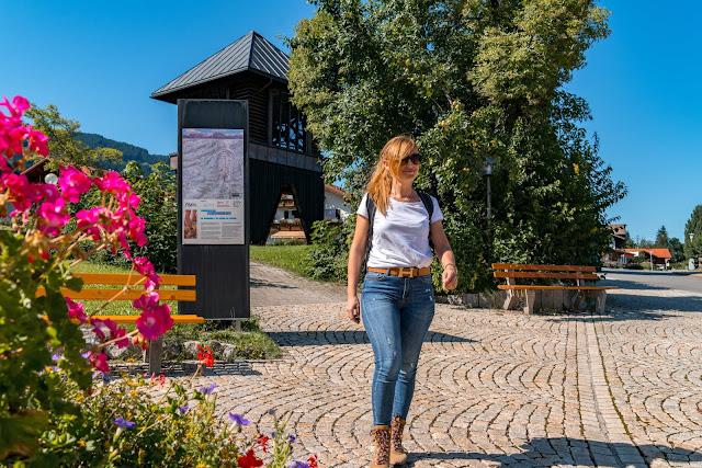 Wandertrilogie Allgäu | Etappe 46+47 Ofterschwang-Fischen-Oberstdorf - Himmelsstürmer Route 09